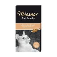 Miamor Cream Ciğerli Kedi Sıvı Ödül 6 X 15 Gr