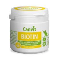 Canvit Biotin Kediler İçin Deri Ve Tüy Vitamini 100 Gr