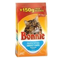 Bonnie Cat Seafood Balıklı Yetişkin Kuru Maması 350 Gr + 150 Gr Bonus
