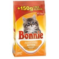 Bonnie Cat Kitten Tavuklu Yavru Kedi Kuru Maması 350 Gr + 150 Gr Bonus