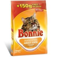 Bonnie Cat Chicken Tavuklu Yetişkin Kedi Kuru Maması 1,5 Kg
