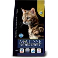 Matisse Salmon & Tuna Somon Ve Ton Balıklı Kuru Kedi Maması 1,5 Kg