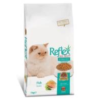 Reflex Balıklı Kısırlaştırılmış Yetişkin Kedi Maması 3 Kg