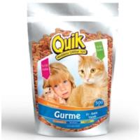 Quik Kedi Maması Gurme 500 Gr