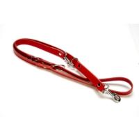 Doggie Çok Ayarlı Eğitimci Gezdirmesi Kırmızı 2,5 X 190 cm