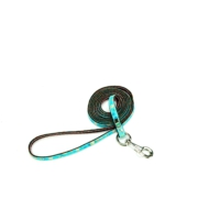 Doggie Etiketli Dokuma Kedi Gezdirme Kayışı No1 Siyah 1,0 X 150 cm