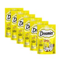Dreamies Peynirli Kedi Ödülü 60gr 6'lı