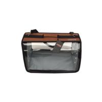Lepus Kedi - Köpek Şeffaf Flybag Seyahat Çantası Lps-706-03