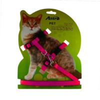 Astro Kedi Göğüs Tasması Pembe