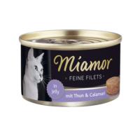 Miamor Ff Kedi Tonbalık-Kalamar 100 Gr