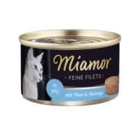 Miamor Ff Kedi Tonbalık-Karides 100 Gr