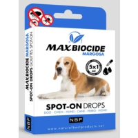 Max Biocide Küçük Köpek Dış Parazit Damlası 1Ml
