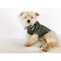 Kemique Polo Yaka Tişört - Army By Kemique - Köpek Kıyafeti - Köpek Elbisesi