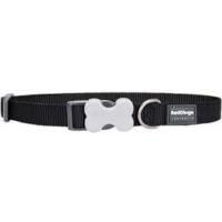 Reddingo Siyah Köpek Tasması 15 mm