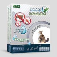 Herba Max Biocide Bitkisel Kene ve Pire Kedi Damlası 5'li