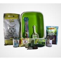 Petimister Lüx Açık Kedi Tuvalet Kabı Seti (9 Parça)