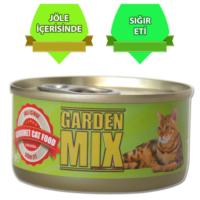 Garden Mix Jöle İçinde Sığır Etli Konserve 85 gr