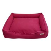 Lepus Soft Fuşya Köpek Yatağı Large 65x20x85 cm