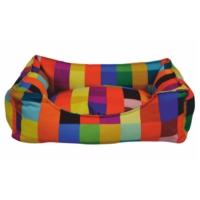 Lepus Rainbow Köpek Yatağı X Large 75x20x95 cm