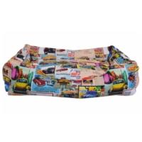 Lepus Arabalı Köpek Yatağı X Large 75x20x95 cm