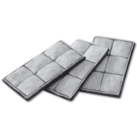 Drinkwell Premium Kömür Filtresi 3'lü Paket ( 6 Ay Yeterli)