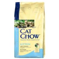 Purina Cat Chow Kitten Chicken Tavuklu Yavru Kuru Mama 1,5 kg