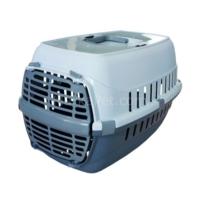 Roadrunner Kedi Köpek Taşıma Çantası 50*32*28 cm Gri