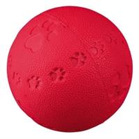 Trixie köpek oyun topu doğal kauçuk ø9cm