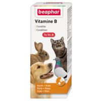 Beaphar 7 Farklı B-Vitamini İçeren Besin Takviyesi 50 Ml
