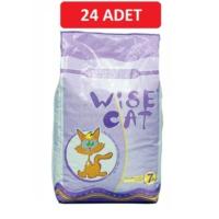 Wise Cat Wise Cat Kedi Kumu 7 Lt (24 ADET)