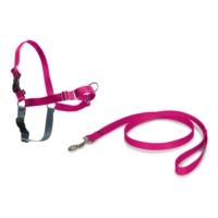 Easy Walk™ Harness Pembe Köpek Göğüs Tasması - Extra Small ( 30 - 40 cm)