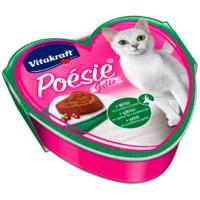 Vitakraft Poésie® Av Etli & Kızılcık Meyveli 85 gr
