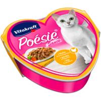 Vitakraft Poésie® Tavuk ve Bahçe Sebzeleri 85gr