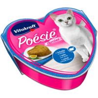 Vitakraft Poésie® Balık & Yumurta soslu 85 gr