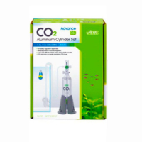 Ista Co2 Aluminyum Cylinder Set 0,5 Lt Advance