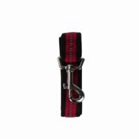Pawise Refrektörlü Kırmızı Naylon Köpek Gezdirme Tasması 1,2 Mt