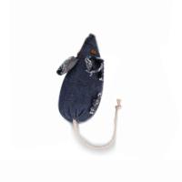 Mouse/Kedi Oyuncağı Denim Fare