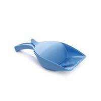 Beeztees Çiftli Kedi Kumu Küreği Mavi