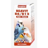 Beaphar Beavit B6-B12 Kuşlar İçin Multi Vitamin 50 ml