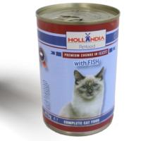Hollandia Balıklı Kedi Konserve Yaş Maması 415 GR