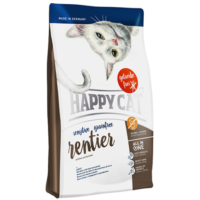 Happy Cat Grainfree Rentier Tahılsız Geyikli Yetişkin Kedi Maması 4 kg