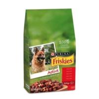 Friskies Aktif Köpekler İçin Etli Köpek Maması 10 Kg