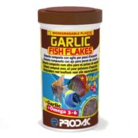 Prodac Garlic Fish Flakes Balık Yemi 100Ml