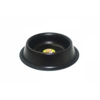 8 Oz. KE-3202FP Mat Siyah Çelik Mama Kabı