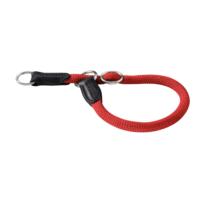 Hunter FreeStyle Boğma Eğitim Tasması 10 Mm X 60 Cm Kırmızı
