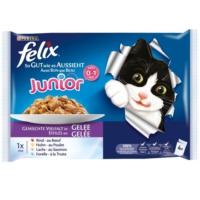 Felix Yavru Kedi Konserve Yaş Maması 4X100 gr