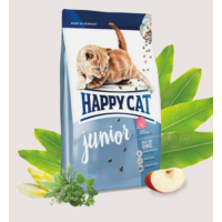 Happy Cat Junior Tavuk Ve Somonlu Yavru Kedi Maması 10 Kg