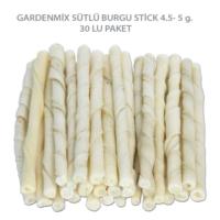 Gardenmix Sütlü Burgu Çubuk 4,5-5 g 30 lü
