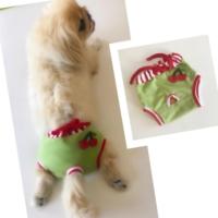 Kemique Kirazlı Kemique'S Secret Köpek İç Çamaşırı Regl Külot Don