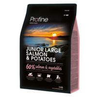 Profine Junior Large Somon Ve Patatesli Büyük Irk Yavru Köpek Maması 3 Kg